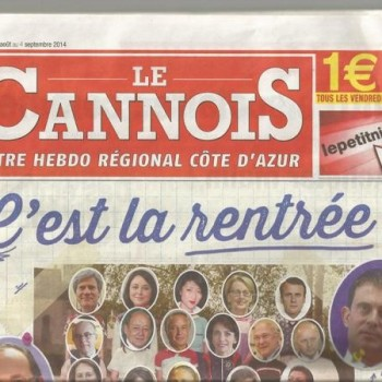 Article Le Cannois