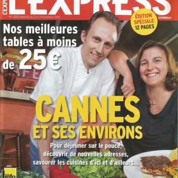 Express 5 Novembre 2014